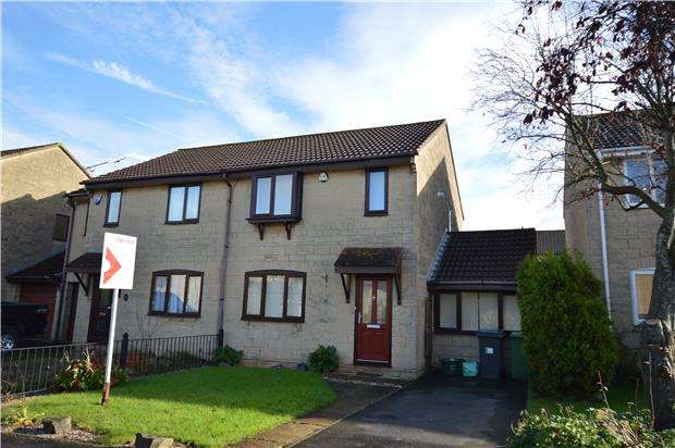 3 Bedrooms Semi Detached House for sale in Stirling Close, Yate, BRISTOL, BS37 5UJ