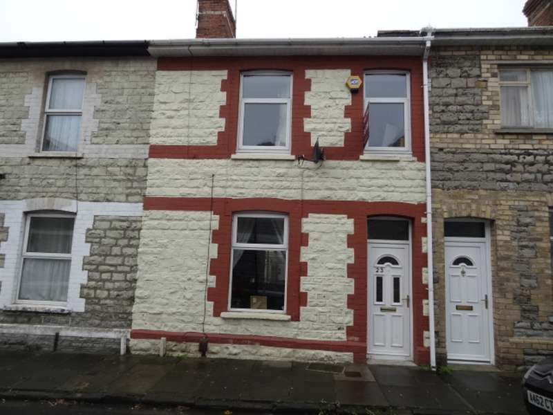 2 Bedrooms Property for sale in Lombard Street, Barry