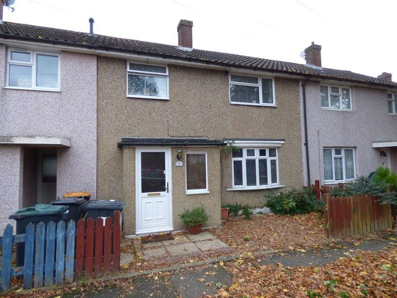 3 Bedrooms Terraced House for sale in Fieldside, Bedford, MK41 0HD