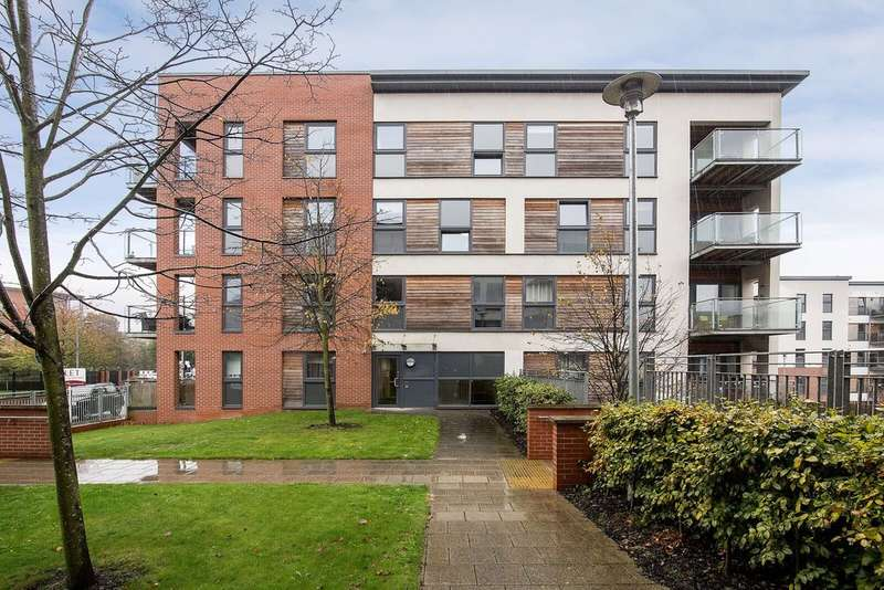 2 Bedrooms Flat for sale in Bell Barn Road, Park Central, B15