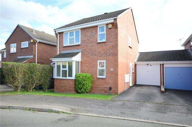 3 Bedrooms Link Detached House for sale in Colmworth Close, Lower Earley, Reading
