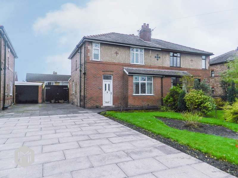3 Bedrooms Semi Detached House for sale in Atherton Road, Hindley Green, Wigan, WN2