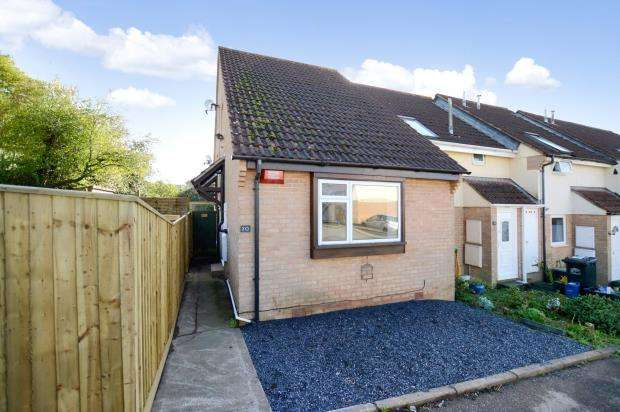 1 Bedroom Terraced House for sale in Howards Way, Newton Abbot, Devon