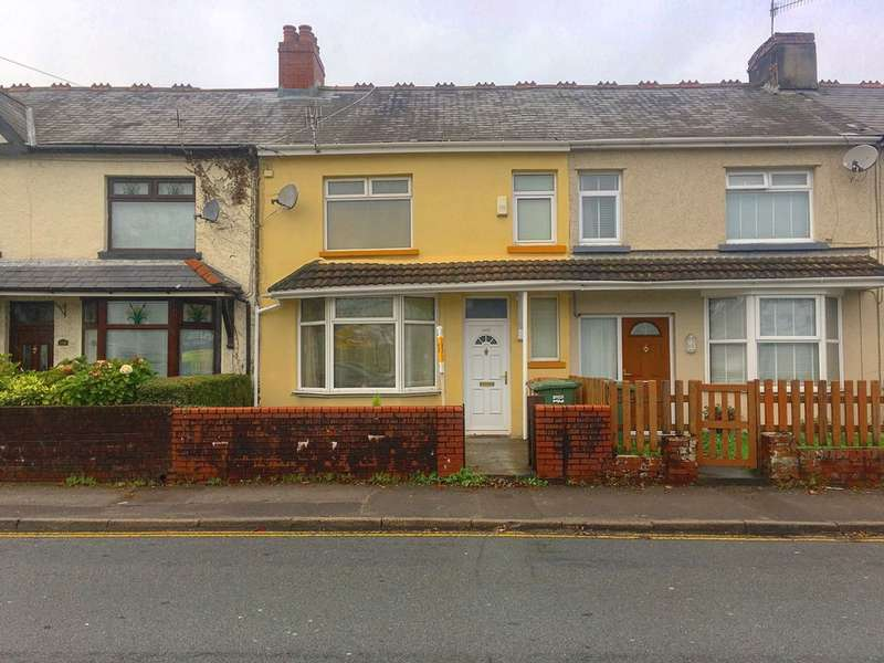3 Bedrooms Terraced House for sale in Bedwas Road, Caerphilly