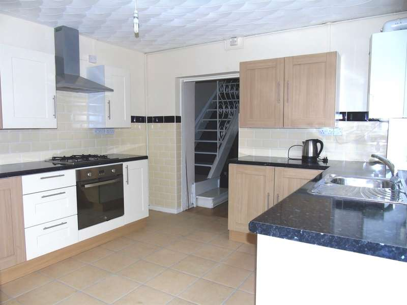 3 Bedrooms Terraced House for sale in Cardiff Road, Treforest, Pontypridd