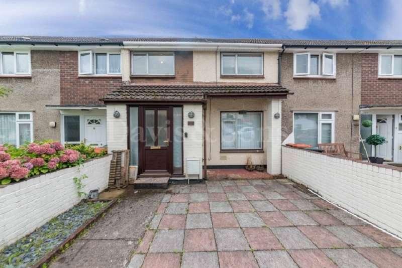 3 Bedrooms Terraced House for sale in Darent Walk, Bettws, Newport. NP20 7SN