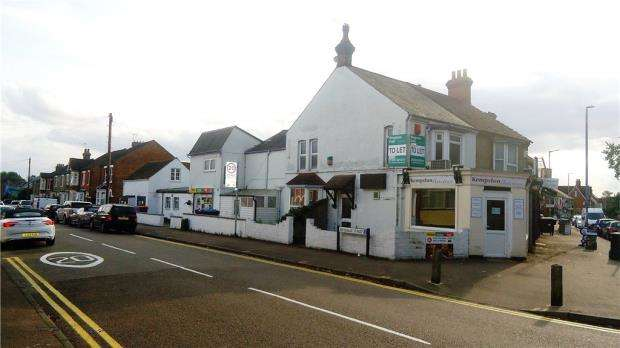 Retail Property (high Street) Commercial for sale in 88, 88a, 88b, Bedford Road, Kempston
