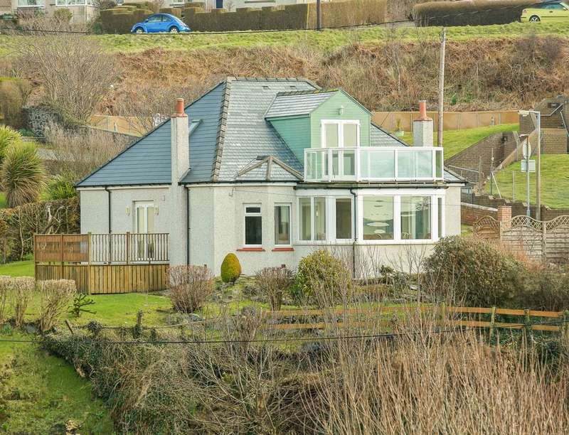4 Bedrooms Detached House for sale in Broomknowe Schoolbrae, Portpatrick, Stranraer, DG9