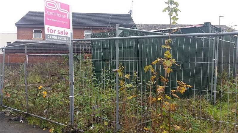 Land Commercial for sale in Back Drake Street, Rochdale