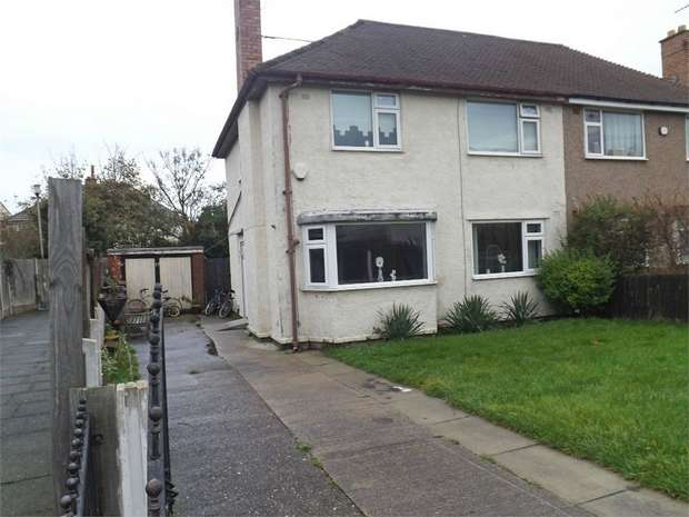 3 Bedrooms Semi Detached House for sale in Murrayfield Drive, Wirral, Merseyside