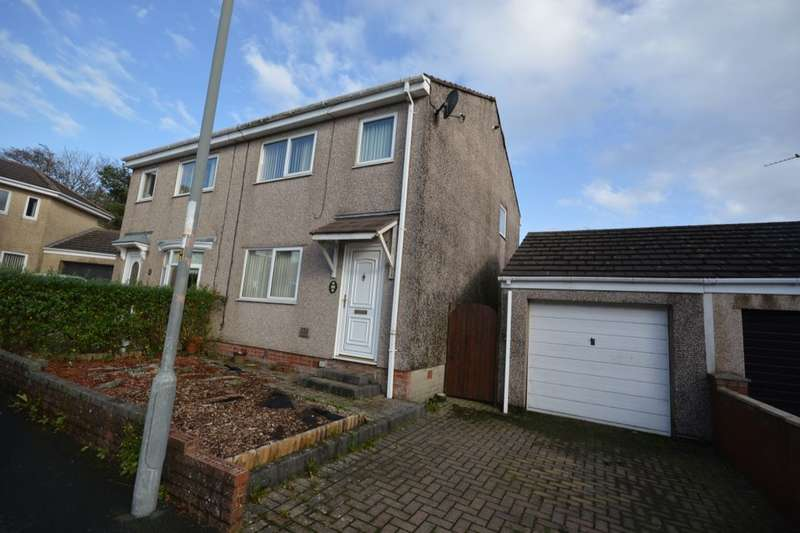 3 Bedrooms Semi Detached House for sale in Winchester Drive, Whitehaven, CA28