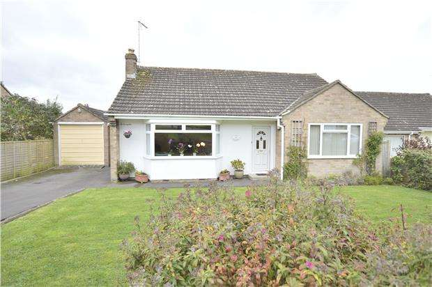 3 Bedrooms Detached Bungalow for sale in Bushcombe Close, Woodmancote, GL52