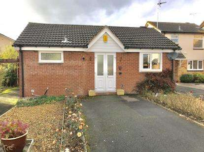 2 Bedrooms Bungalow for sale in Mallory Walk, Dodleston, Chester, Cheshire, CH4