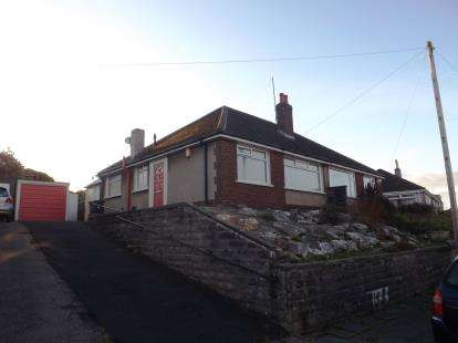 2 Bedrooms Bungalow for sale in Hestham Avenue, Morecambe, LA4