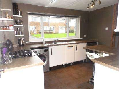 3 Bedrooms Terraced House for sale in Lunedale Green, Offerton, Stockport, Cheshire