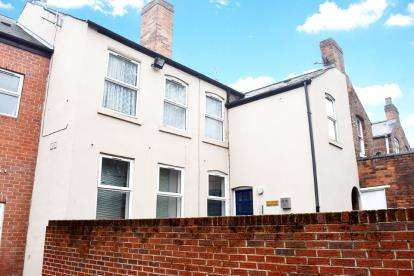 1 Bedroom Flat for sale in The Livingstone, Drewry Court, Derby, Derbyshire