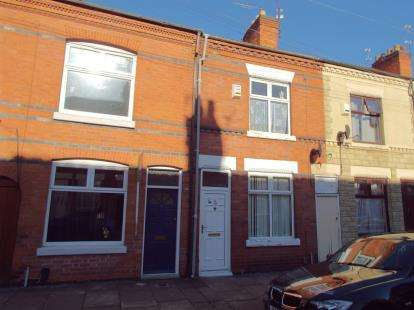 2 Bedrooms Terraced House for sale in Wolverton Road, Leicester, Leiceter, Leicestershire
