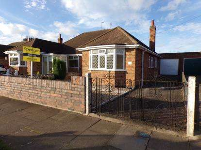 2 Bedrooms Bungalow for sale in Verdale Avenue, Thurmaston, Leicester, Leicestershire