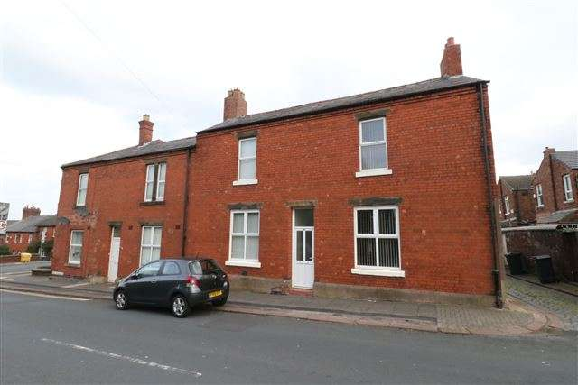 2 Bedrooms End Of Terrace House for sale in Beaconsfield Street, Carlisle, Cumbria, CA2 4AL