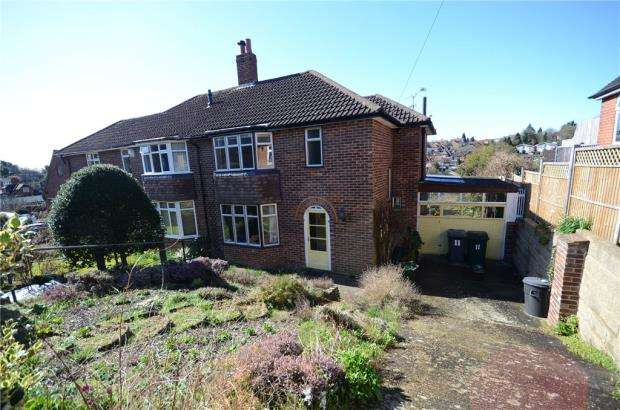 3 Bedrooms Semi Detached House for sale in Grove Hill, Emmer Green, Reading