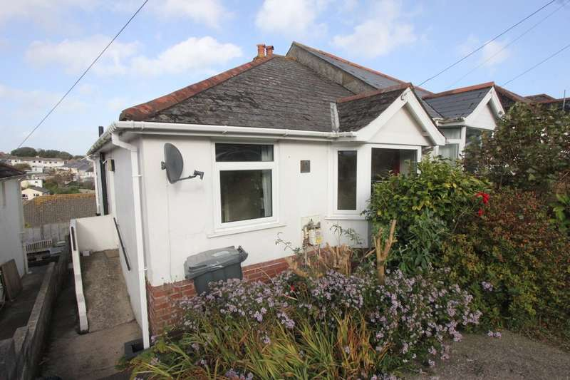 2 Bedrooms Semi Detached Bungalow for sale in Berry Drive, Paignton