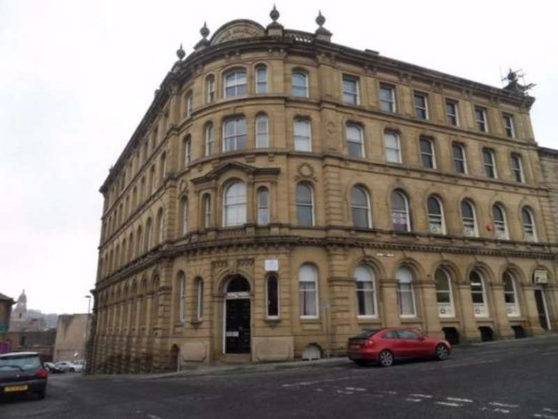 1 Bedroom Flat for sale in Howgate House, Dewsbury