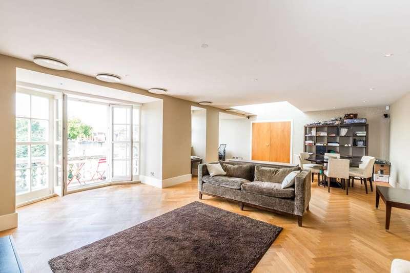3 Bedrooms Flat for sale in Egerton Place, Knightsbridge, SW3