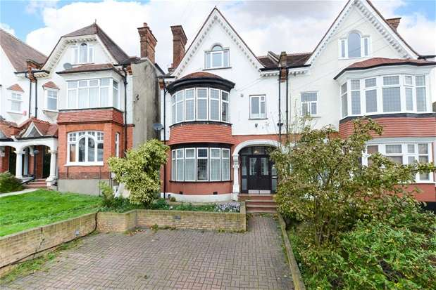 3 Bedrooms Flat for sale in Canterbury Grove, West Norwood