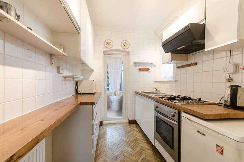 3 Bedrooms House for sale in Uffington Road, West Norwood, SE27
