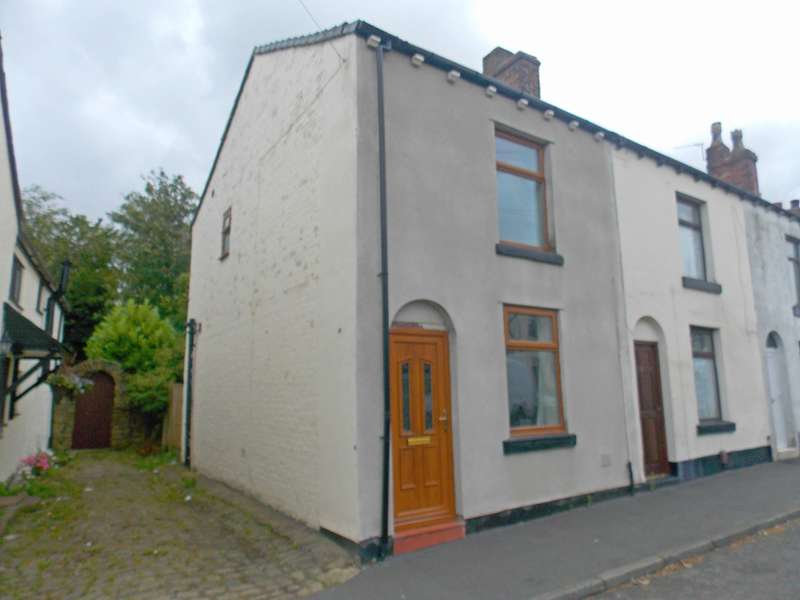 2 Bedrooms End Of Terrace House for sale in Chorley Road, Blackrod, Bolton, BL6