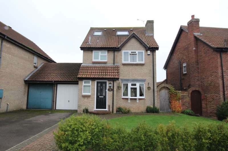 4 Bedrooms Detached House for sale in Henley Deane, Northfleet, Gravesend, DA11