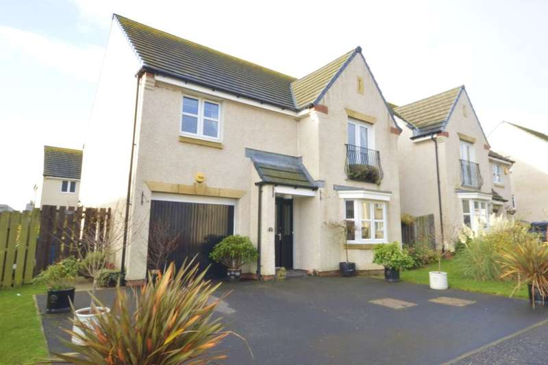 4 Bedrooms Detached House for sale in Macgregor Road, Dunfermline, KY11