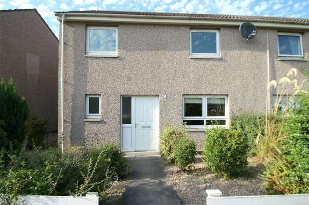 3 Bedrooms Semi Detached House for rent in 81 Robertson Drive, Elgin, Moray