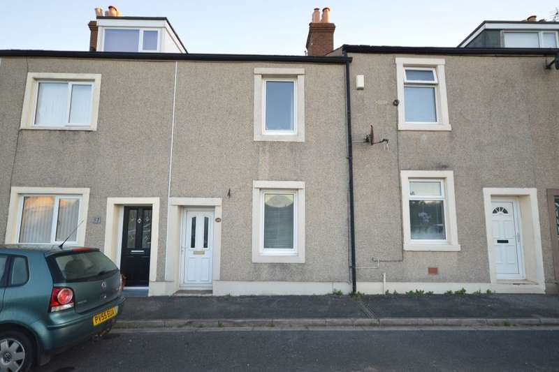 2 Bedrooms Property for sale in Grasslot, Maryport, CA15