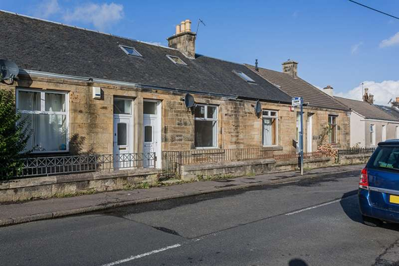 2 Bedrooms Villa House for sale in John Street, Larkhall, South Lanarkshire, ML9 2EU