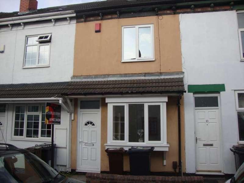 3 Bedrooms Terraced House for sale in Woden Road, Wolverhampton