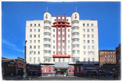 1 Bedroom Flat for sale in Sauchiehall Street, Glasgow