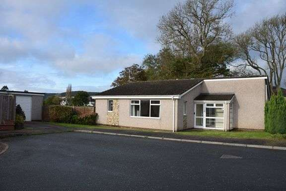 2 Bedrooms Detached Bungalow for sale in Packhorse Close, Sidford