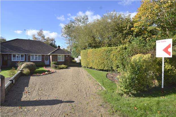 2 Bedrooms Detached Bungalow for sale in HORLEY, RH6