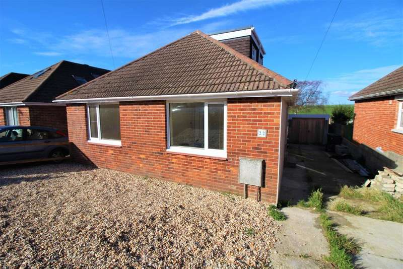 3 Bedrooms Bungalow for sale in Grafton Avenue, Weymouth, Dorset, DT4 9RZ