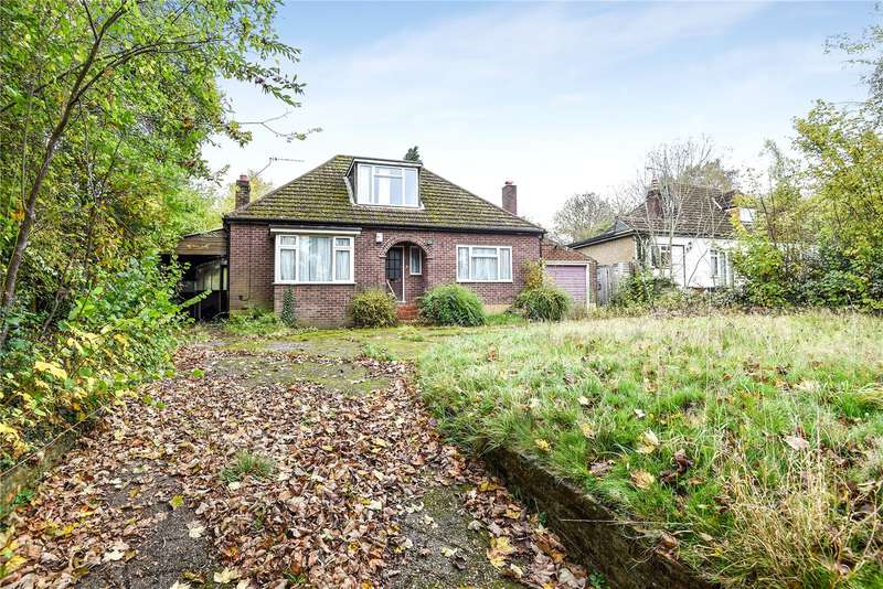 4 Bedrooms Detached Bungalow for sale in The Drive, Rickmansworth, Hertfordshire, WD3