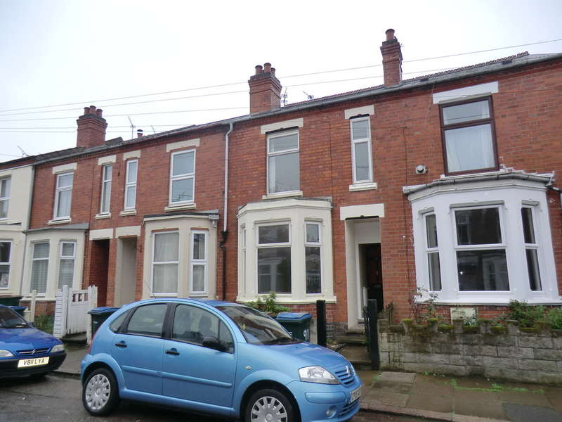 4 Bedrooms Terraced House for rent in Highland Road, Earlsdon