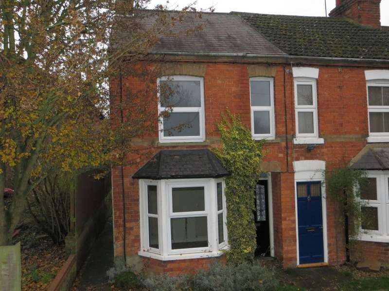 2 Bedrooms Terraced House for rent in BOZEAT NN29 7LT