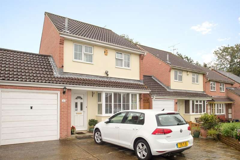 3 Bedrooms Link Detached House for sale in Juniper Close, Worthing, BN13 3PR