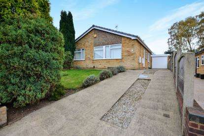 3 Bedrooms Bungalow for sale in Litton Close, Ravenshead, Nottingham, Nottinghamshire