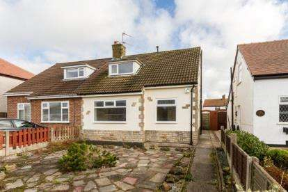 3 Bedrooms Bungalow for sale in Kings Walk, Thornton-Cleveleys, Lancashire, United Kingdom, FY5