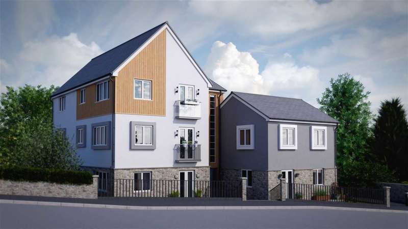 2 Bedrooms Property for sale in Mitchell Gardens, Axminster