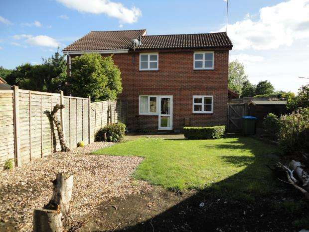 1 Bedroom End Of Terrace House for rent in Meadow Way, The Coppice, Aylesbury