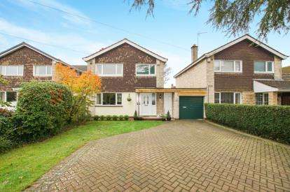 3 Bedrooms Link Detached House for sale in Dragon Road, Winterbourne, Bristol, Gloucestershire