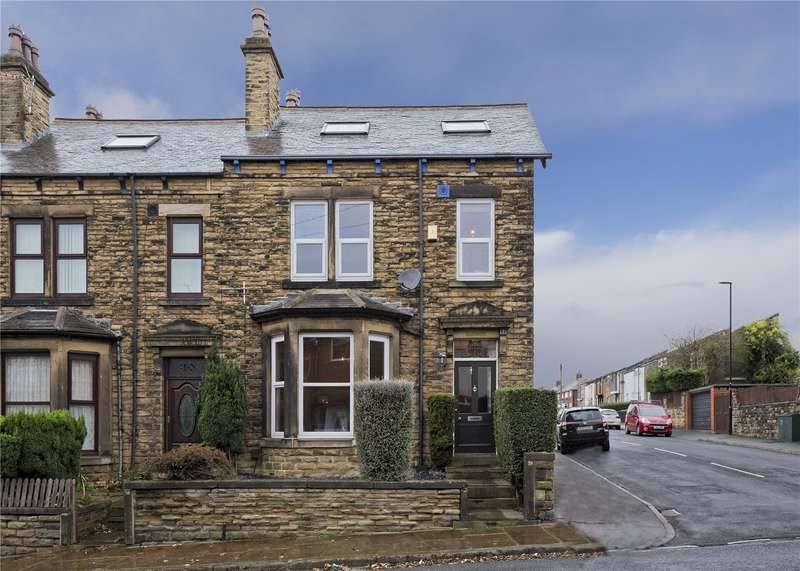 5 Bedrooms End Of Terrace House for sale in Hough Lane, Leeds, West Yorkshire, LS13